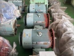 현대 버티컬 모터 75HP*2P*50HZ*400V
