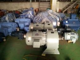 효성 기어드 모터 40HP*4P*60HZ*380V  (1/20)