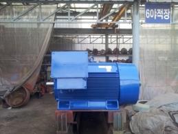지멘스모터 800HP*2P*60HZ*440V