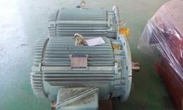 효성 버티컬 모터 40HP*6P*440V
