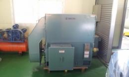 효성 고압 모터 450KW(600HP)*6P*60HZ*6600V