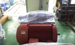 효성 고압 모터 914HP*4P*60HZ*3300V