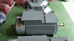 현대 권선형 모터 150HP*10P*50HZ*415V