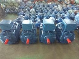 효성 신형 고효율 모터 100HP*4P*60HZ*380V