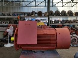 현대 고압 버티컬 모터 300HP*8P*60HZ*3300V