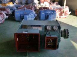 효성 고압 반폐 모터 500HP*4P*60HZ*3300V