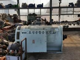 현대 고압 모터 1000KW*6P*60HZ*6600V