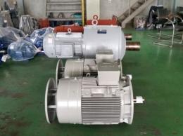 지멘스 버티컬 모터 75HP*4P*60HZ*440V