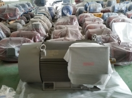 지멘스 모터 860HP*8P*60HZ*480V