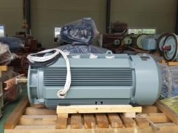 현대 고압 버티컬 230KW*8P*60HZ*6600V