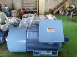 현대모터 250HP*6P*60HZ*380V