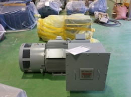 현대 고압 모터 125HP*4P*60HZ*3300V