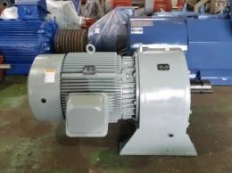 효성 기어드 모터 100HP*4P*60HZ*440V (1/20)