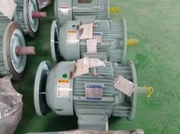 효성 버티컬 모터 15HP*2P*60HZ*440V