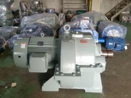 제일 기어드 모터 100HP*4P*60HZ*440V (1/30)
