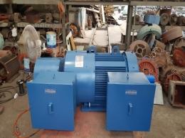 효성 고압 권선형 모터 200HP*6P*60HZ*3300V