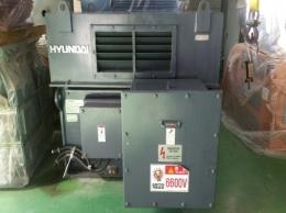 현대 고압 모터 600HP*2P*60HZ*6600V