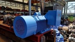 현대 고압모터 240KW*6P*60HZ*6600V