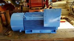 현대모터 370KW*4P*60HZ*380V