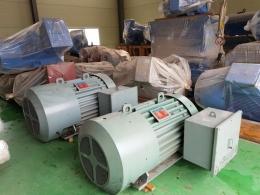 효성 고압모터 220HP*6P*60HZ*3300V