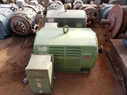 지멘스 고압 반폐 모터 600HP*2P*60HZ*3300V