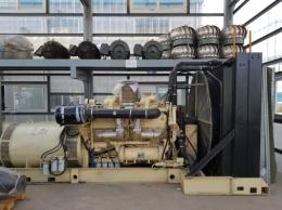 고압 교류 발전기 1200KW*1800*6600V