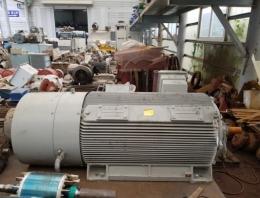 지멘스 고압 모터 1100HP(1265HP)*2P*60HZ*3300V