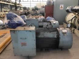 현대 고압 모터 460KW*4P*60HZ*6600V