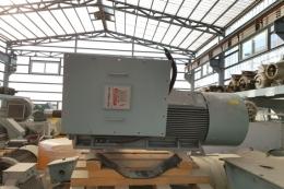 현대 고압 모터 470KW*4P*60HZ*3300V