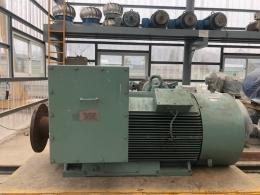 현대모터 600KW*6P*60HZ*460V