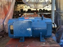 청송 DC모터 300KW*4P*60HZ*500V