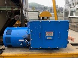 현대 고압모터 200KW*2P*60HZ*6600V
