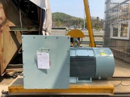 현대 고압모터 600HP*4P*50HZ*11000V