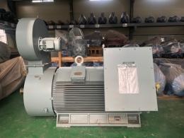 현대 양축형 인버터모터 330KW(440HP)*8P*380V