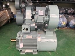 현대 인버터 모터 75KW(100HP)*6P*440V