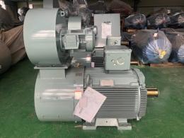 현대 인버터 모터 90KW(120HP)*8P*440V