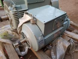 현대 양축형 권선형 모터 7.5HP*6P*60HZ*440V