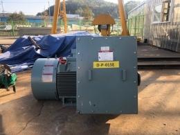 효성 고압모터 160KW*4P*60HZ*6600V