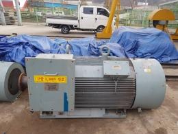 현대 고압모터 550KW*6P*60HZ*3300V