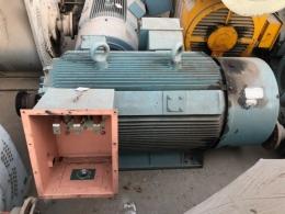 현대 고압모터 390KW*8P*60HZ*3300V