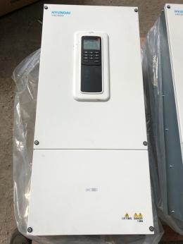 현대 인버터 90KW*220V/125HP*230