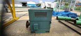 효성 고압모터 1120KW*8P*60HZ*6600V