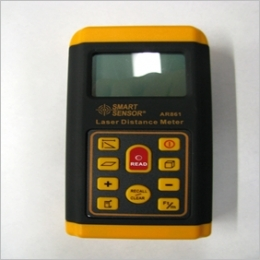 레이저 거리측정기AR861 Laser distance meter
