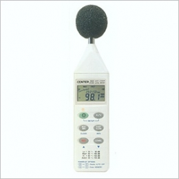 소음계,datalogger sound level meter-CENTER322,30~130dB