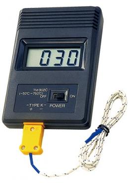 온도계 TM902C-50°C to 750C,:±(3%+1C )