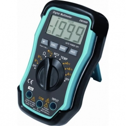 멀티메타 EM3686, DIGITAL MULTIMETER;AC/DC;600V,10A,20M,-20~1,000C