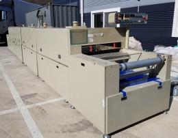 IR 컨베어 벨트폭 700 건조기 인쇄 컨베이어 실크 인쇄 경화기 전자제품 라인시스템