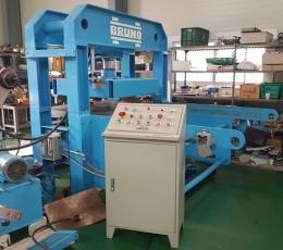 톰슨기 부르노 1200mm 도무송 유압 톰슨 프레스 기계 중고 인쇄 필름 타발