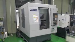 CNC탭핑센타 WIA(위아) VX-380TD 2파렛트