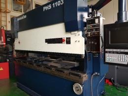 고마즈절곡기 PHS-1103